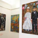 Luigi Piscopo e Alma Conte Il Melograno Art Gallery (44)
