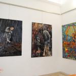 Luigi Piscopo e Alma Conte Il Melograno Art Gallery (45)