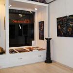 Luigi Piscopo e Alma Conte Il Melograno Art Gallery (5)