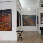 Luigi Piscopo e Alma Conte Il Melograno Art Gallery (52)