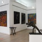 Luigi Piscopo e Alma Conte Il Melograno Art Gallery (53)