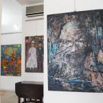 Luigi Piscopo e Alma Conte Il Melograno Art Gallery (56)
