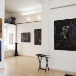 Luigi Piscopo e Alma Conte Il Melograno Art Gallery (58)