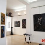 Luigi Piscopo e Alma Conte Il Melograno Art Gallery (59)