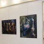 Luigi Piscopo e Alma Conte Il Melograno Art Gallery (6)