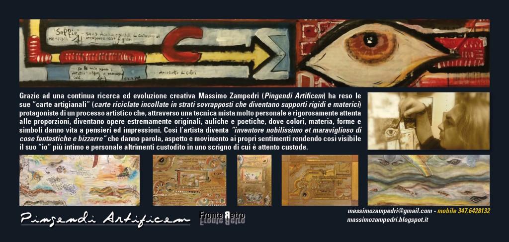 Massimo Zampedri Brochure