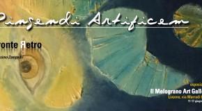 Massimo Zampedri –  FronteRetro – Il Melograno Art Gallery – Livorno – 11/06 – 17/06