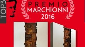 Morgan Zangrossi finalista al Premio Marchionni 2016 – MAGMMA – Villacidro