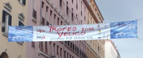 Simona Cristofari e il Trofeo Velico 2016 – Livorno – 11 e 12 giugno