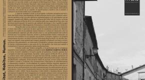 LUCA SERASINI / COSTELLAZIONI – MONTEGEMOLI / LARDERELLO / QUERCETO – 15/07 – 15/08