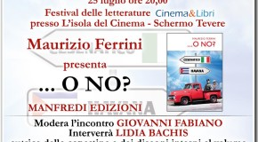 Lidia Bachis – Maurizio Ferrini – Festival delle Letterature – Roma – 25/07