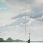 Bianca Manis Barca a vela ormeggiata a Marina di Pisa