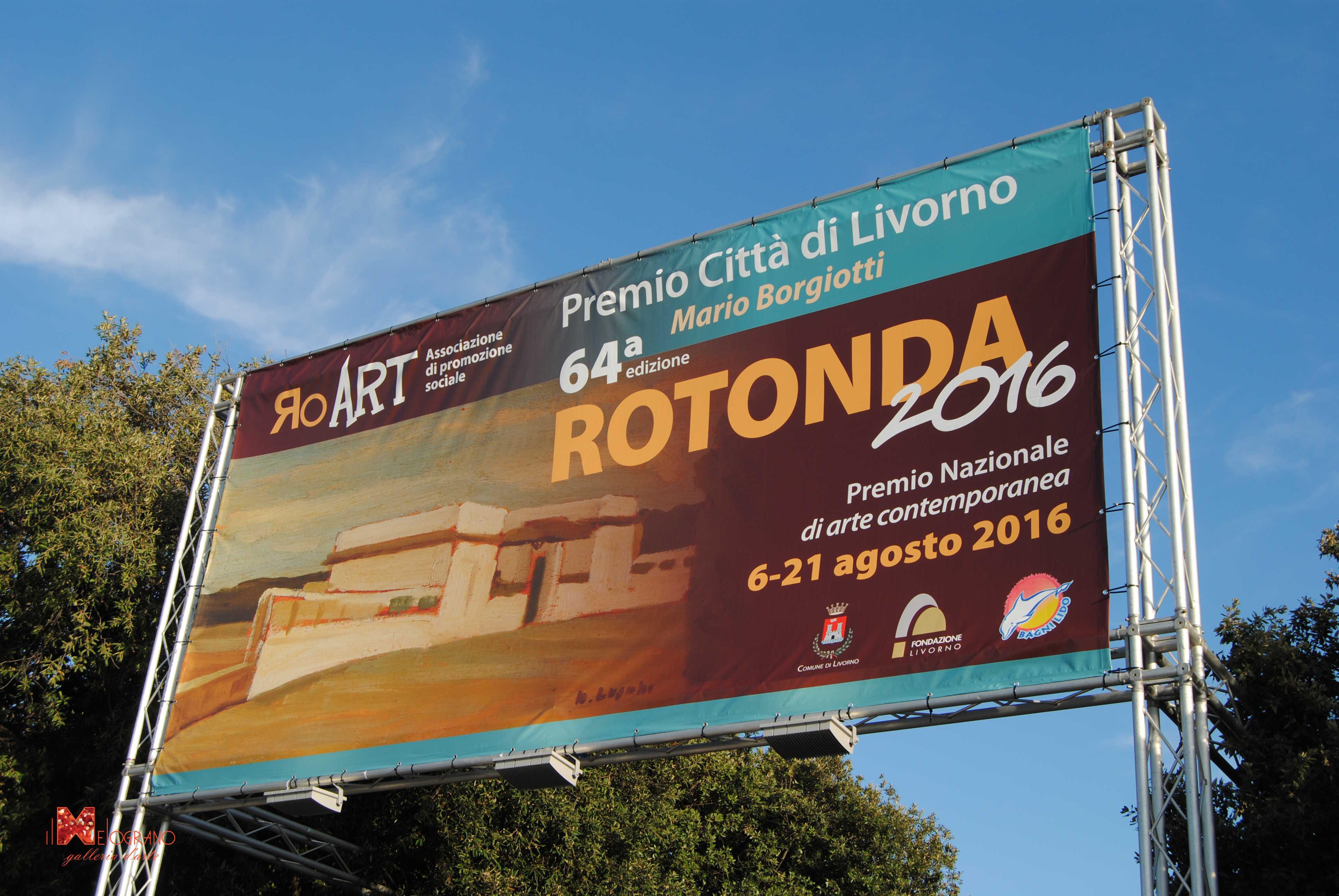Premio Rotonda 2016 Livorno
