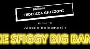 Alessio Bolognesi  – THE SFIGGY BIG BANG – Galleria Ghizzoni – Milano – 29/09 – 13/10