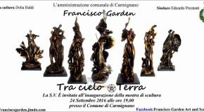 Francisco Garden – Tra Cielo e Terra – Carmignano – 24/09 – 02/10