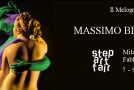 Massimo Bernardi  –  Step Art Fair – Milano Scultura – Fabbrica del Vapore –  7 – 9 ottobre 2016