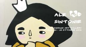 Ale Puro – Sintonie – Il Melograno Art Gallery – Livorno – 22/10 – 28/10