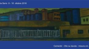 Mario Sangiovanni – Galleria Serio – Napoli – 08/10 – 18/10