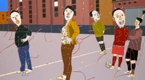 Mauro Molinari a Periscopio sull'arte in Italia – Corigliano calabro – 22/10 – 27/11