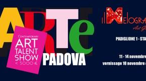 MeloArte e SpazioTurchese ad Arte Padova 2016