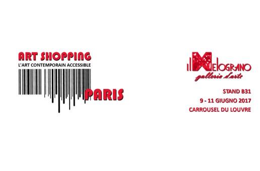 Il Melograno ad Art Shopping Paris 2017