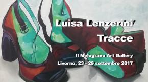 Luisa Lenzerini – Mostra personale a Livorno – Il Melograno Art Gallery