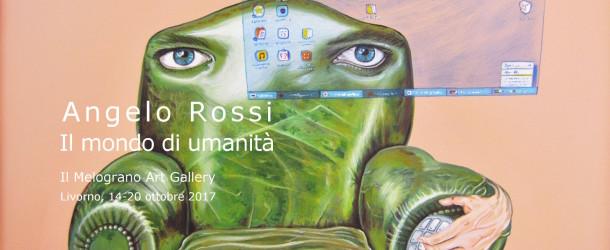 Angelo Rossi – I Dieci Mondi