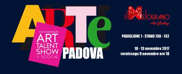 ARTEPADOVA 2017    STAND 130 E 132
