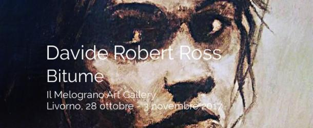 Le nuove opere di Davide Robert Ross alla galleria Il Melograno