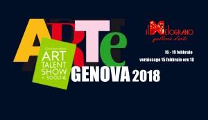 artegenova 2018 con MeloArte