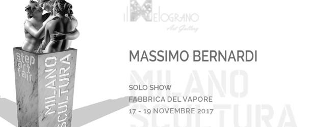 Massimo Bernardo a Milano Scultura