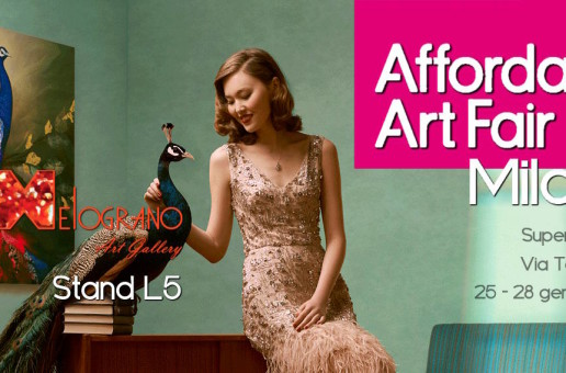 Affordable Art Fair – Milano – Stand L5