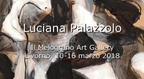 Luciana Palazzolo al Melograno