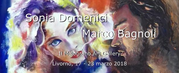Sonia Domenici e Marco Bagnoli