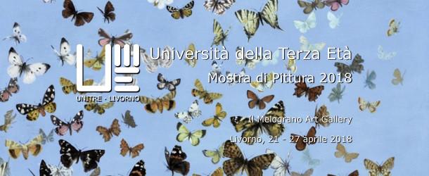 UniTre Livorno- Mostra di Pittura 2018