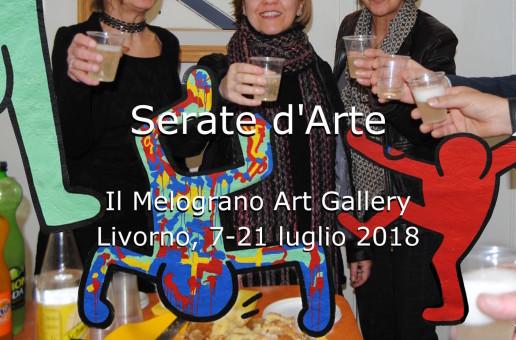 Serate d'Arte al Melograno – 7/21 luglio