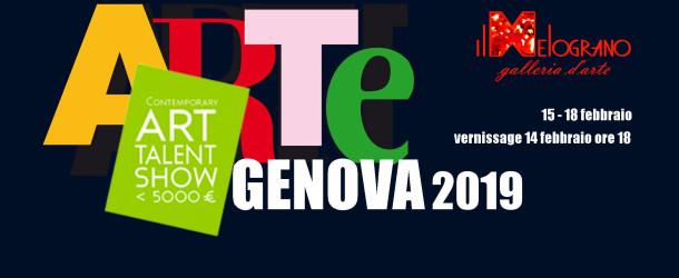 Arte Genova 2019 con il Melograno