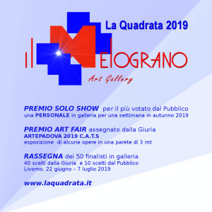 LA QUADRATA 2019 INFOGRAFICA
