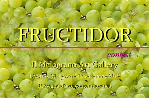 Fruttidoro 2019 al Melograno Art Gallery