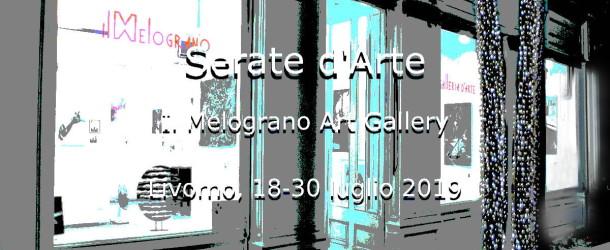 Serate d'arte in galleria